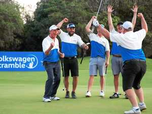 Bargara team wins Scramble Championships Finals thriller