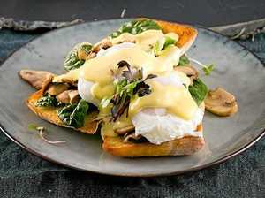 Vote for your favourite eggs benny on the Sunshine Coast