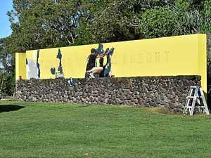 'Always on Clive's mind': Resort signage fuels sale rumours