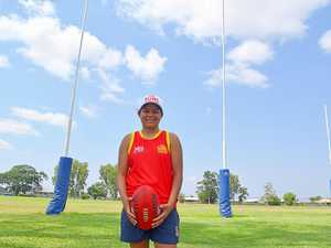 Whitsunday setting hot pace in the AFL Mackay Under-17s
