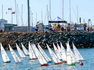 GALLERY: Superb sailing was showcased in Gladstone