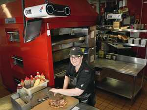 Computer says yes: AI arrives at Toowoomba Domino's