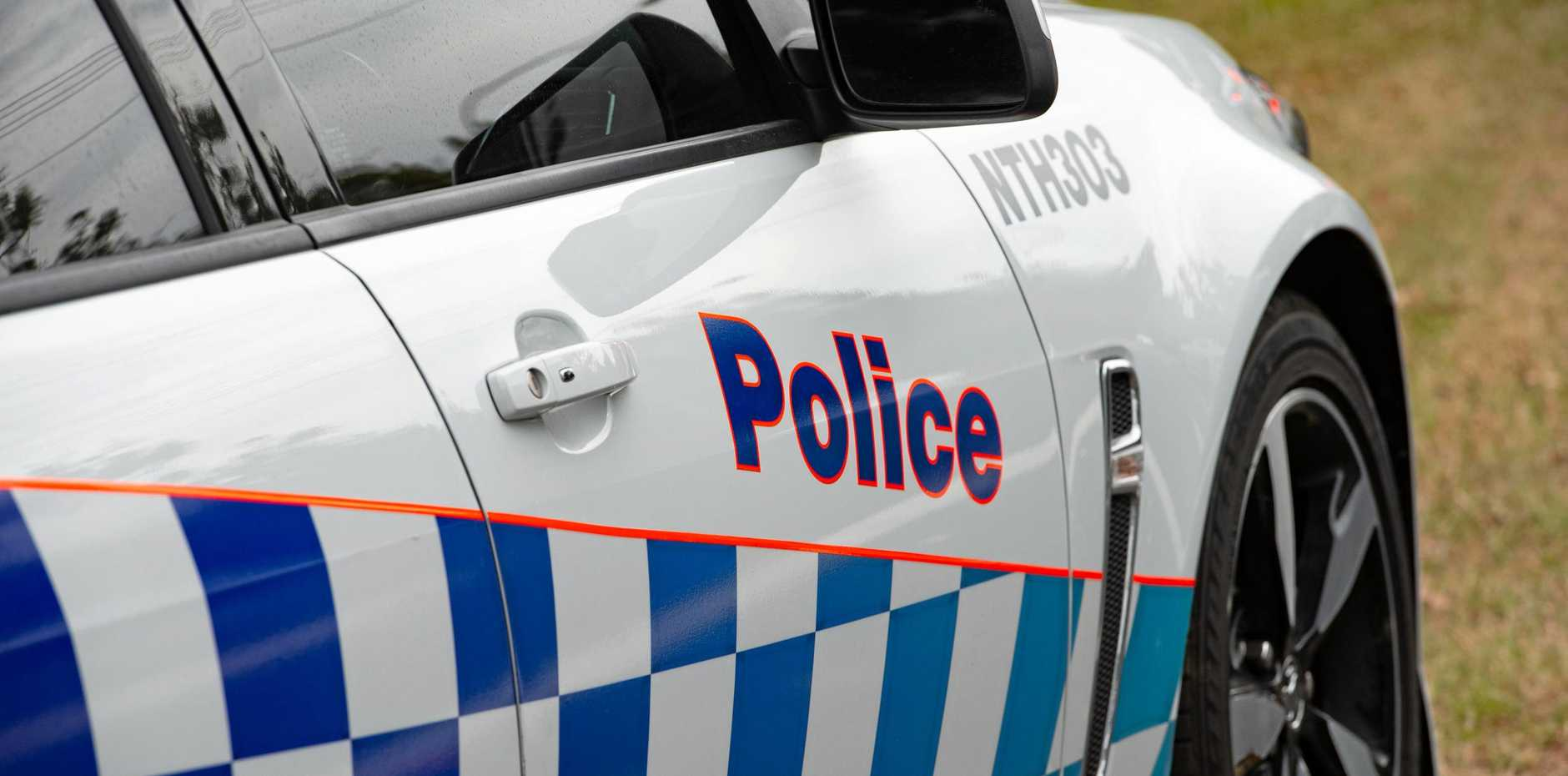Two men were arrested for multiple offences.