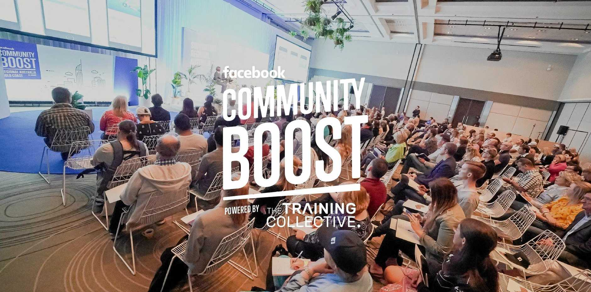 FACEBOOK WORKSHOPS: Facebook's Community Boost program is coming to Bundy tomorrow to run sessions for business owners.