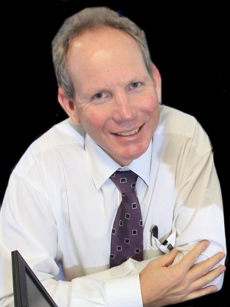 Hillcrest Christian College principal Jeff Davis