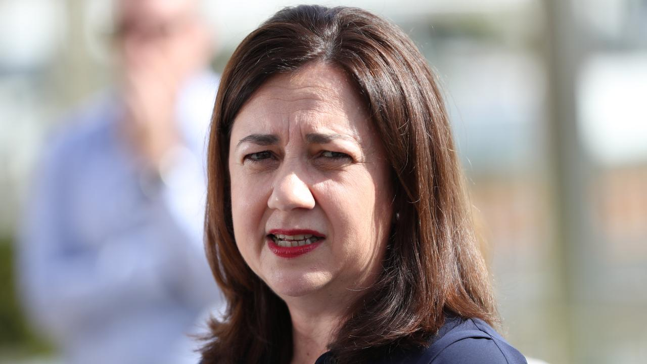 Annastacia Palaszczuk still has a good chance at the next state election. Picture: Nigel Hallett