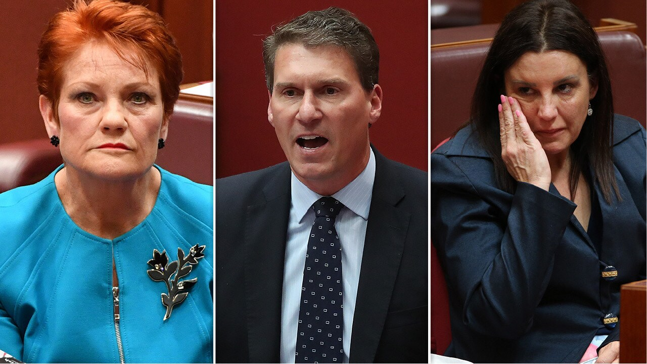 senate cross benchers coming back