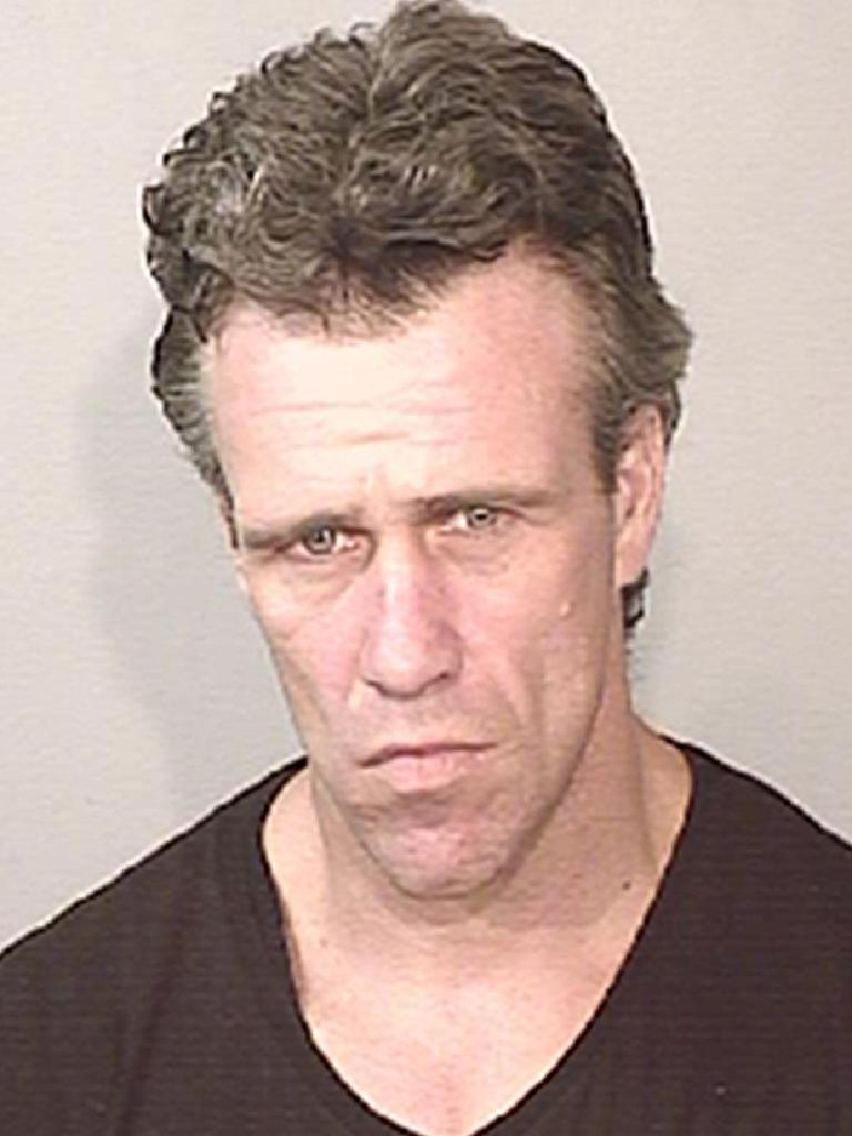 Convicted killer Scott David Lynn is subject to a CDO. Picture: Police Media