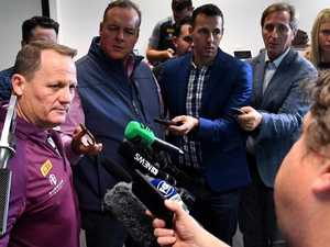 Walters' cryptic clue sparks Origin frenzy