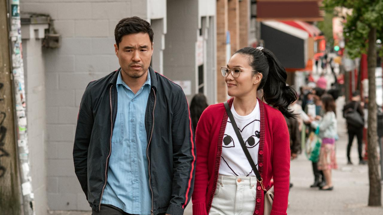 Randall Park and Ali Wong wrote, produced and star in Always Be My Maybe