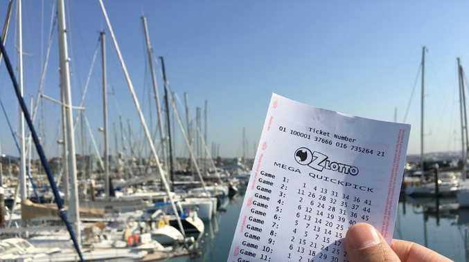 Oz Lotto jackpots to $30 million