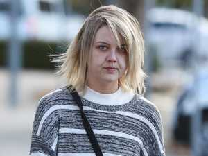 'Egg girl' in court over clash with PM