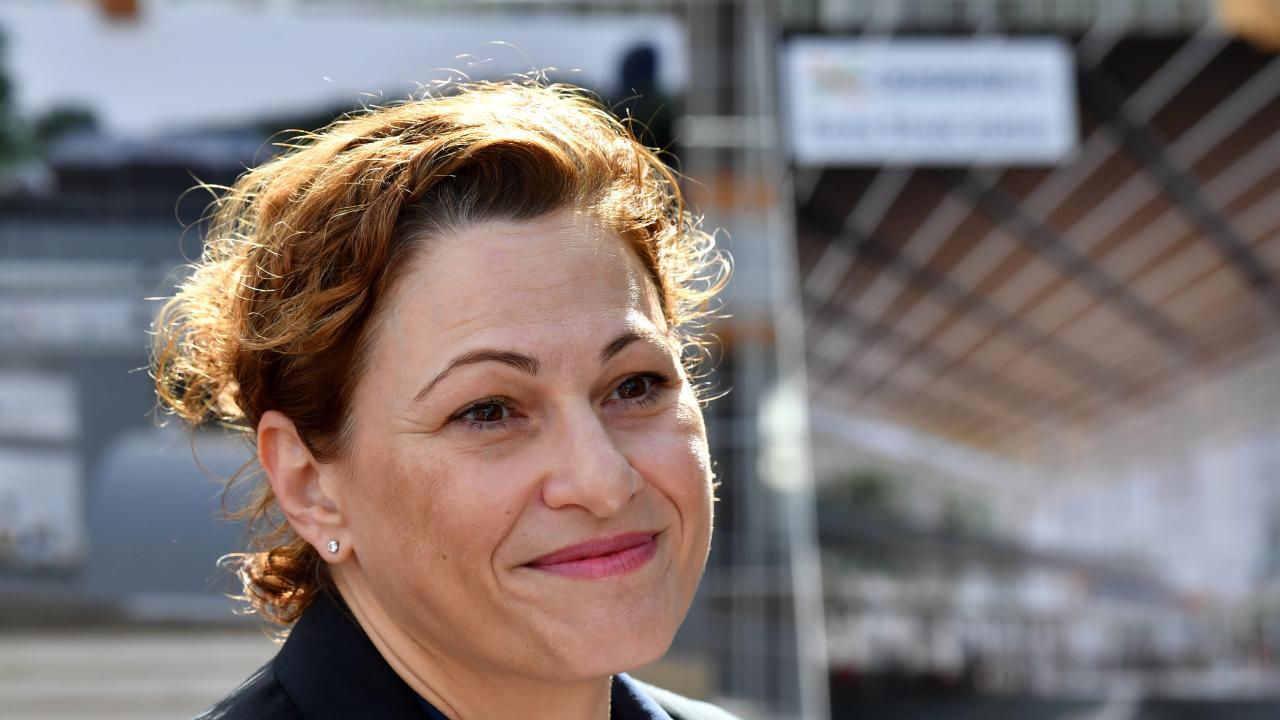 Queensland Deputy Premier Jackie Trad (AAP Image/Darren England)