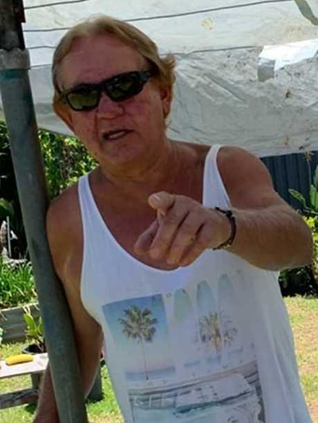 Kevin Carney died in hospital on May 22, one week after he was allegedly assaulted by murder accused Michael Charles Cook inside a unit at Tweed Heads West.