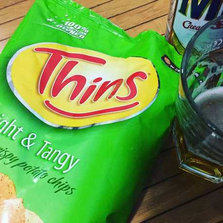 Thins light & tangy, the perfect addition to any afternoon brew. Picture: @karen_yk_lee
