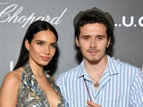 The couple have been together for six months. Picture: Getty Images