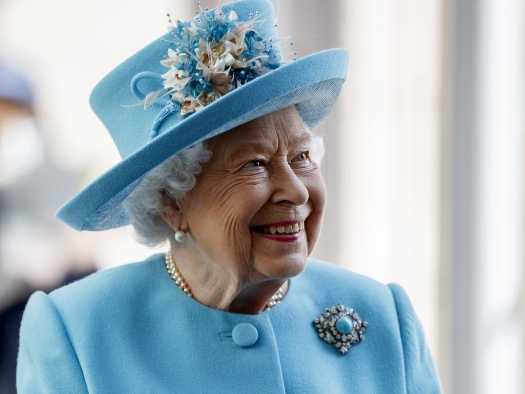 Queen Elizabeth is preparing for a visit from the Trumps. Picture: Getty Images