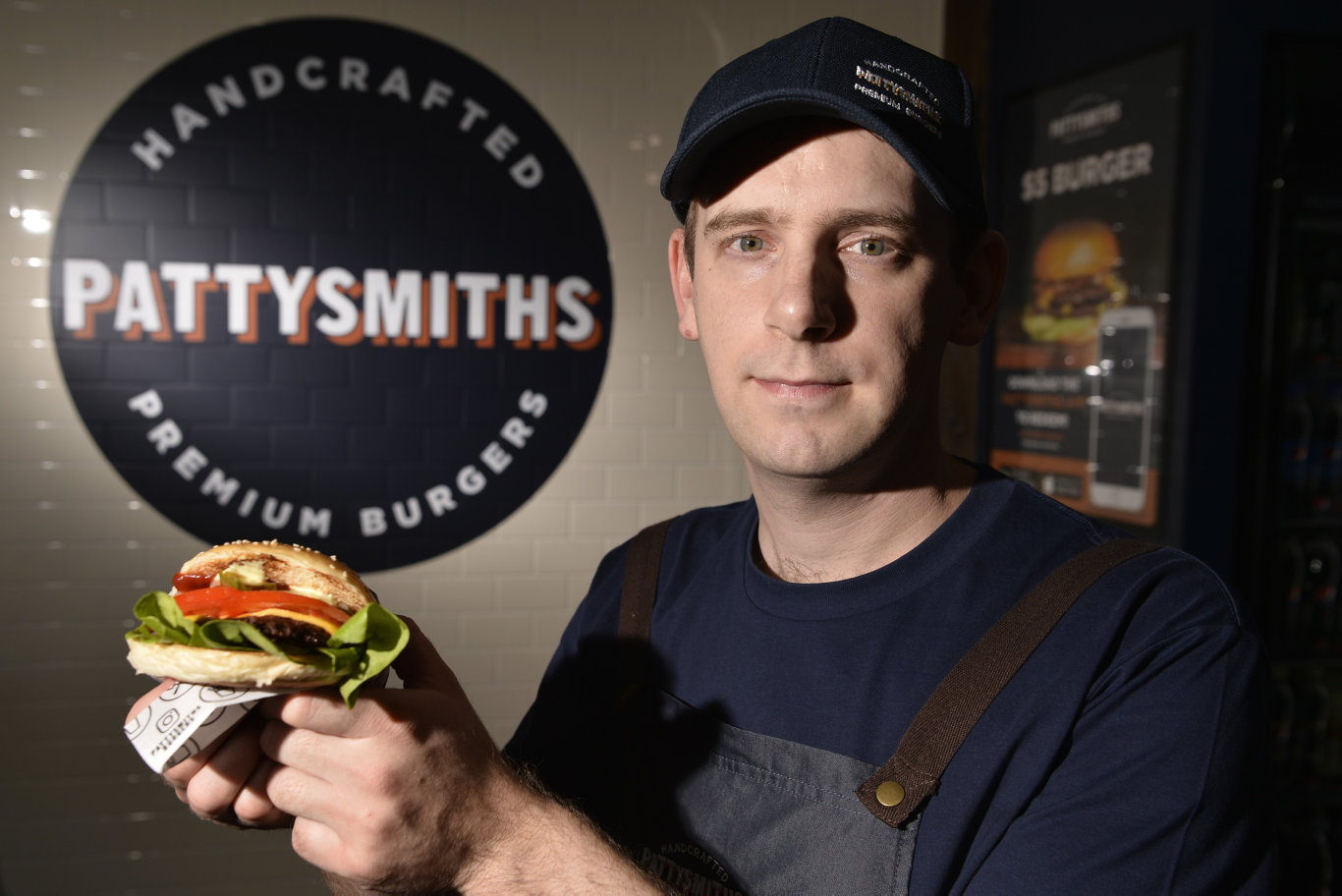 Pattysmiths owner Jason Lindfors in the newly opened store at Westridge Shopping Centre, Tuesday, May 28, 2019.