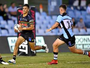 Laurie steps up through the grades at Penrith