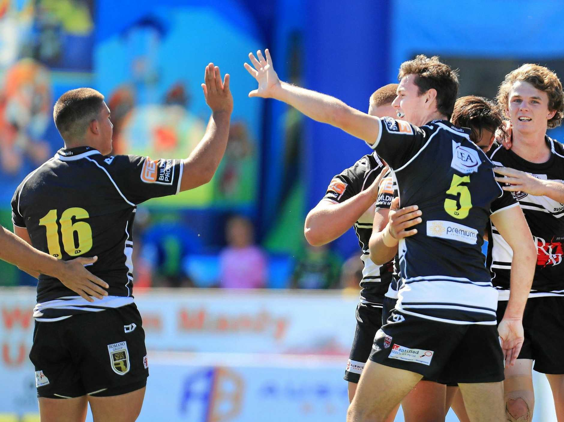 YOU BEAUTY: Six Tweed Seagulls have been selected to the Queensland under-18 side, to take on NSW.