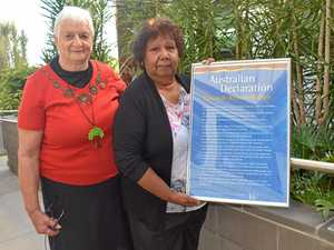 Gympie community gathers to commemorate reconciliation week