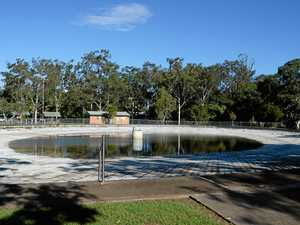 $2m election promise for lake pool sinks without a trace
