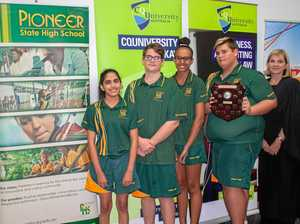 Pioneer High tops region in business challenge