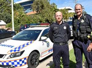 Police reveal campaign to targets thefts in Gladstone
