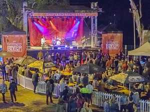 Become a face of this year's Rocky River Festival