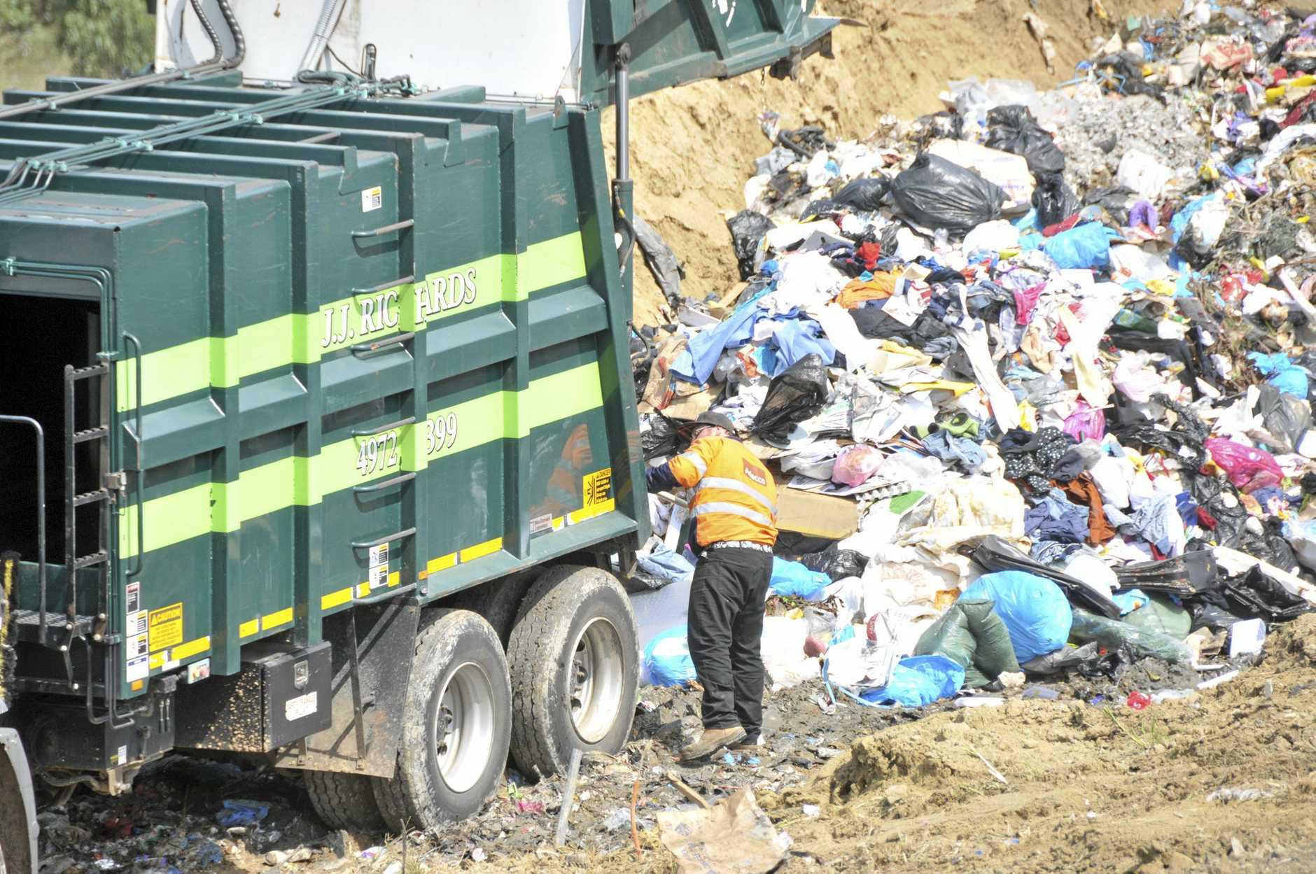 Benaraby Waste Landfill.
