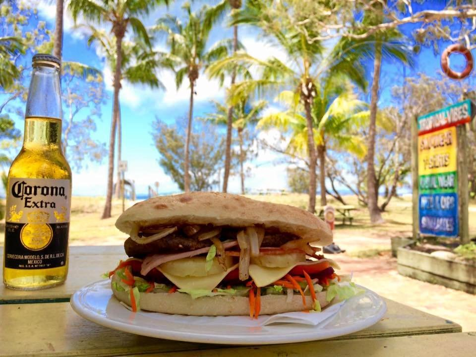 The newly renovated Tropical Vibes on Great Keppel Island is getting rave reviews from customers.