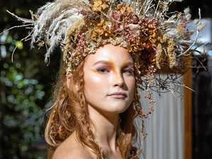Gympie florist's design at national wearable art fest