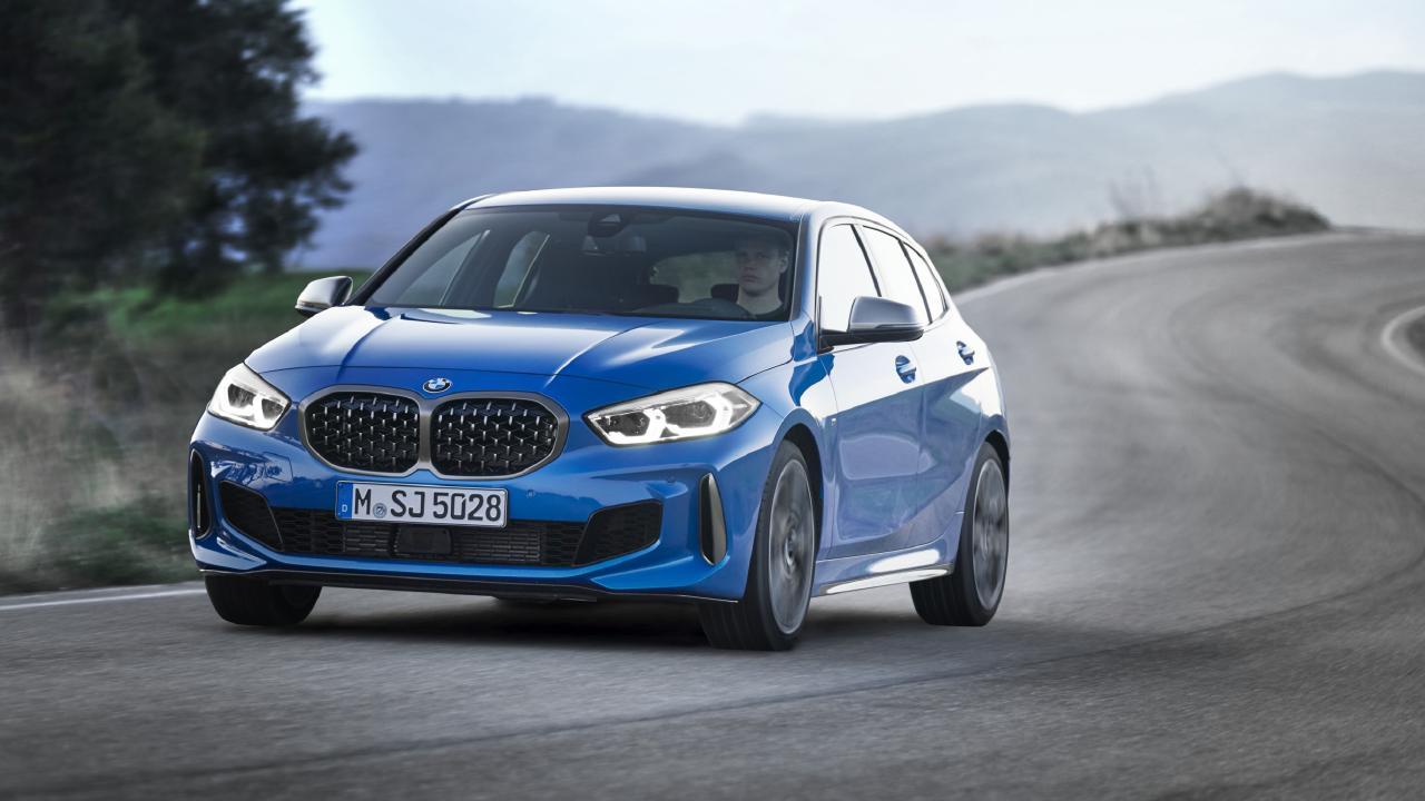 2020 BMW 1 Series.