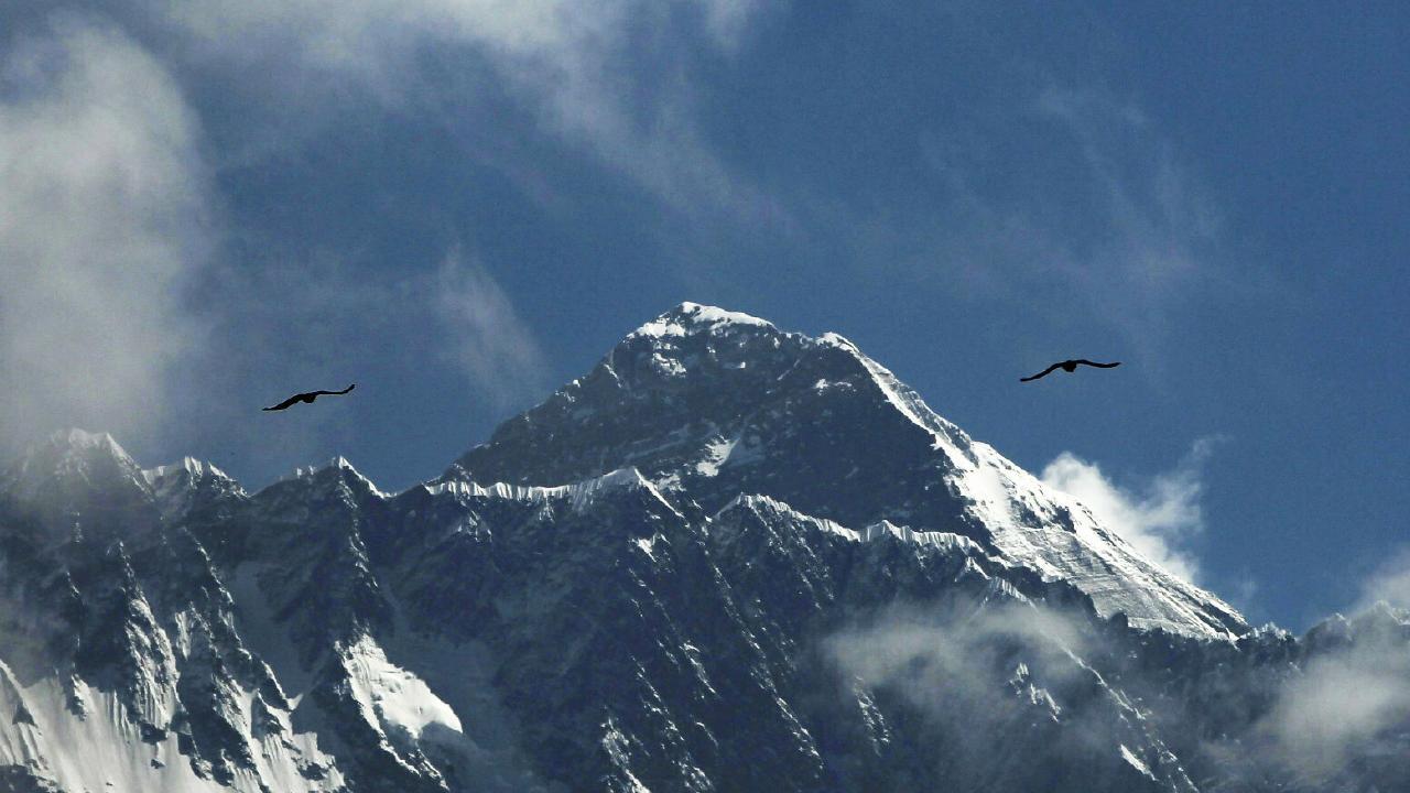 2019 has been one of Mount Everest's deadliest seasons. Picture: AP Photo/Niranjan Shrestha.