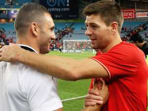 Gerrard makes Farah's Reds dream a reality