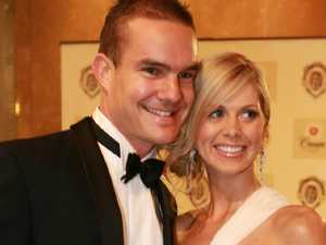 AFL star rocked by wife's sudden death
