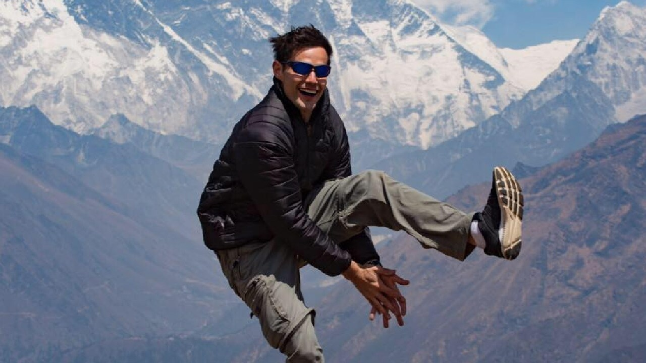Climber Elia Saikaly said the scenes he witnessed on Mount Everest were complete 'chaos'.