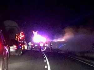 'Catastrophic' crash: Mum, four kids dead