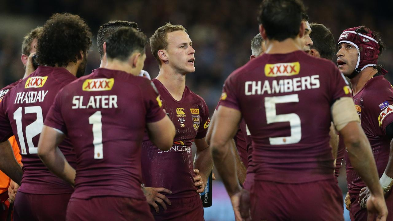 It looked like DCE's Origin chance had passed him by. Image: Peter Wallis