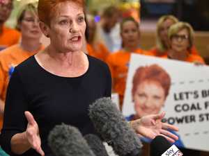 Hanson plans to register One Nation in SA