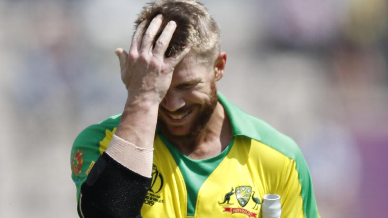 David Warner is locked in a fight with a teammate.