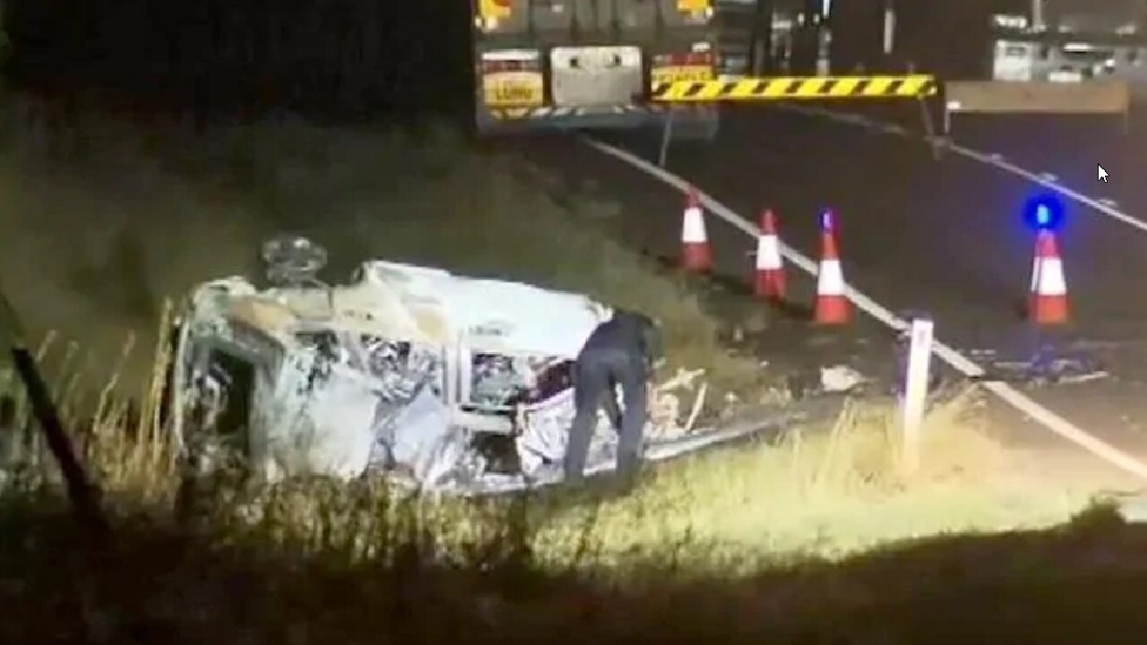 "The crash near Kingaroy presented a ""terribly tragic"" and a horrific scene for first responders."