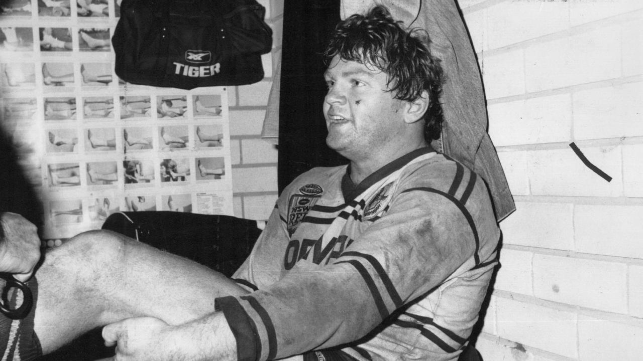 "Paul Vautin was the man who came up with the idea for the ""Queenslander"" call."