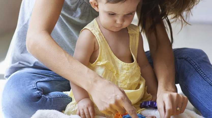 """According to new research from the Australian Institute of Family Studies, the work lives of women continue to be """"dramatically"""" changed by parenthood, whereas the work lives of men are not."""