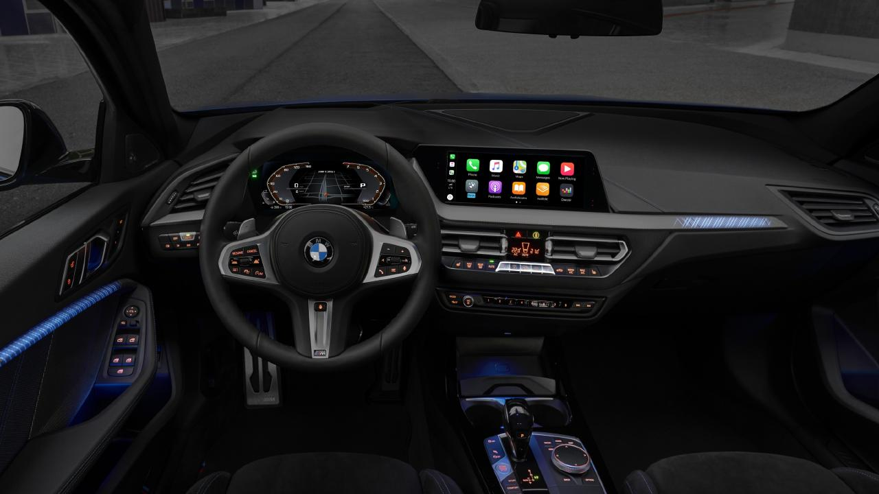 The 1 Series will come with the brand's digital assistant.