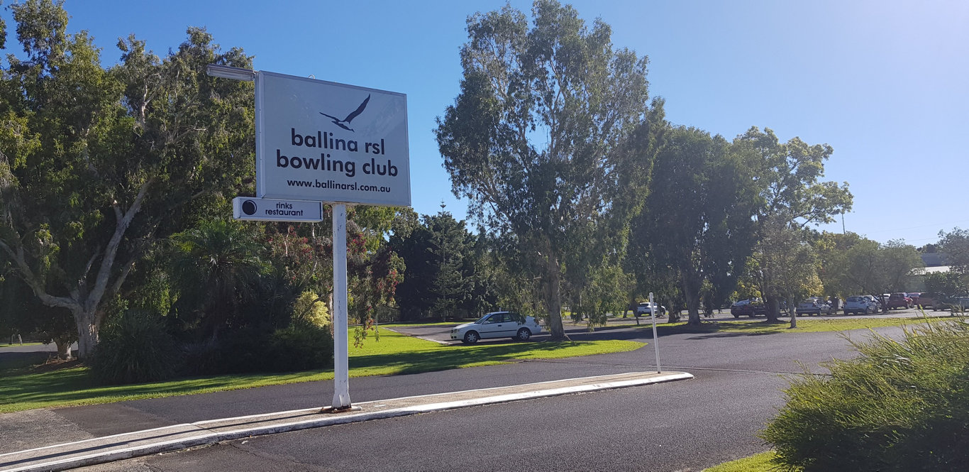 The Ballina RSL Bowling Club, on Canal Rd, Ballina, is closing down in June.