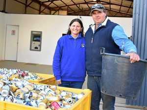 Turning trash into cash: New recycling depot opens