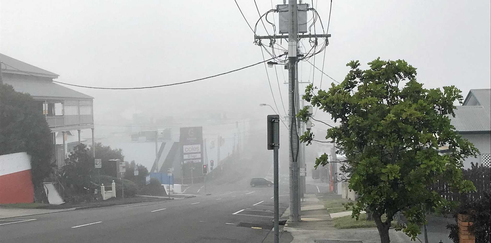 COLD WEDNESDAY MORNING: Gympie residents awoke to a 2.5C morning by 6.30am and forecasters are predicting the same temperature for Friday.