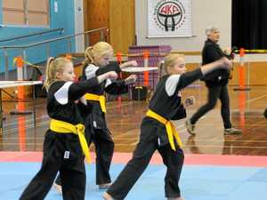 Martial artists ready for feature showcase