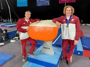 Toowoomba strikes national gymnastics gold
